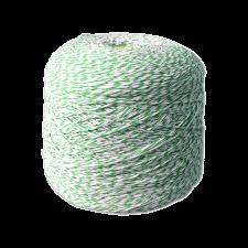 Шпагат для колбас хб бело-зеленый Бухта 2,3 кг